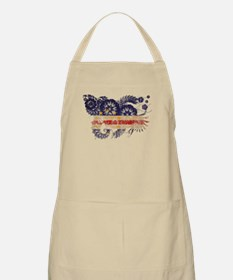 Cape Verde Flag Apron