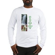 Cute Fawn greyhound Long Sleeve T-Shirt
