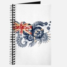Cook Islands Flag Journal