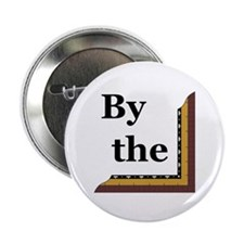 "By the Square 2.25"" Button (10 pack)"