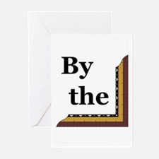 By the Square Greeting Cards (Pk of 10)