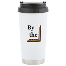 By the Square Travel Mug