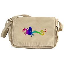 dragonese Messenger Bag