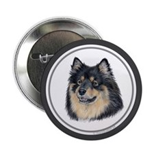 "Finnish Lapphund 2.25"" Button (10 pack)"