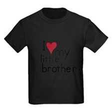 3-littlebrother T-Shirt