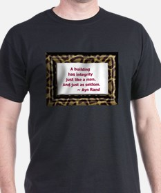 Ayn Rand Quote T-Shirt