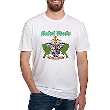 Saint Lucia designs Shirt