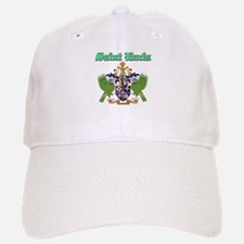 Saint Lucia designs Baseball Baseball Cap
