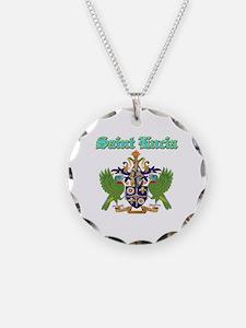 Saint Lucia designs Necklace