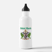 Saint Lucia designs Water Bottle