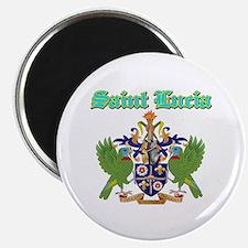 Saint Lucia designs Magnet