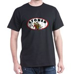 STONED Black T-Shirt