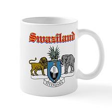 Swaziland designs Mug
