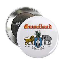 "Swaziland designs 2.25"" Button"