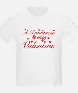 A Tonkinese is my valentine T-Shirt