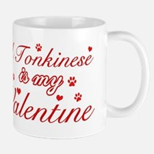 A Tonkinese is my valentine Mug