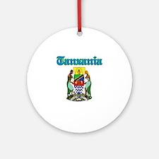 Tanzania designs Ornament (Round)
