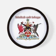 Trinidad And Tobago designs Wall Clock