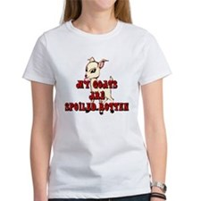 Goats-Spoiled Rotten Tee