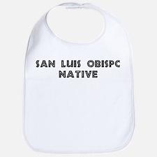 San Luis Obispo Native Bib