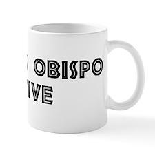 San Luis Obispo Native Mug