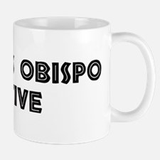 San Luis Obispo Native Small Small Mug