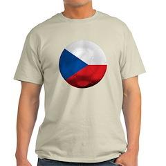 Czech Republic Football T-Shirt