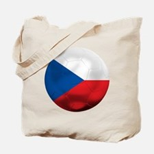 Czech Republic Football Tote Bag