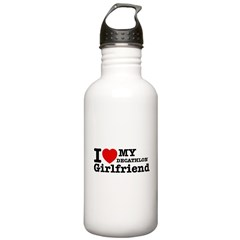Cool Decathlon Girlfriend designs Water Bottle
