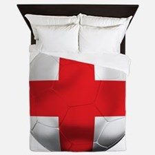 England Football Queen Duvet