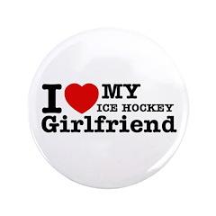 Cool Ice Hockey Girlfriend designs 3.5