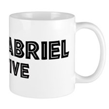 San Gabriel Native Mug