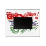 Gambia Flag Picture Frame
