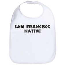 San Francisco Native Bib
