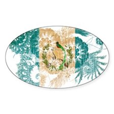 Guatemala Flag Decal