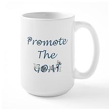 Promote the Goat Mug