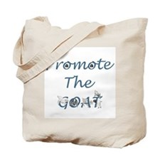 Promote the Goat Tote Bag