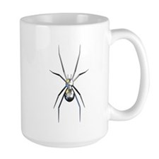 Chrome Black Widow 4 Mug