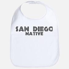 San Diego Native Bib