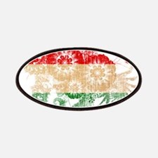Hungary Flag Patches