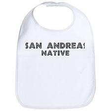 San Andreas Native Bib