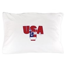 USA Rules! Pillow Case