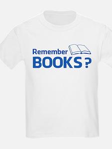 Remember Books ? T-Shirt
