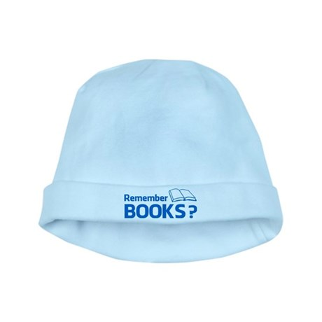 Remember Books ? baby hat