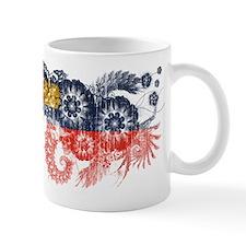 Liechtenstein Flag Mug