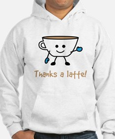 Thanks a Latte! Jumper Hoody