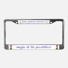 DSA License Plate Frame