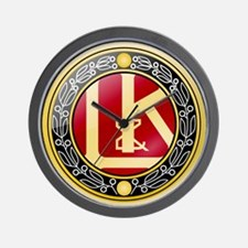 Laurin Klement Wall Clock
