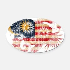 Malaysia textured flower aged copy.png Oval Car Ma