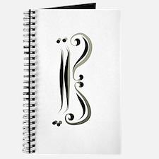 Alto Clef br Caligracat Journal